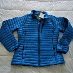 L.L. BEAN Ultralight 850 Downtek Jacket S NEW!